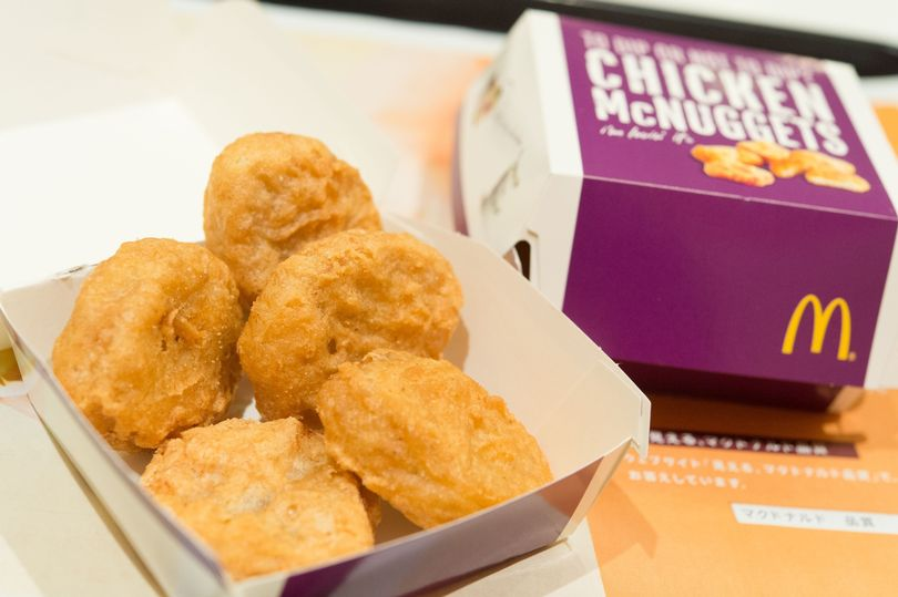 My ex-husband fed our vegan daughter McNuggets without telling me'