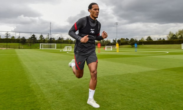 Virgil van Dijk rules out Euro 2020 to focus on fitness at Liverpool