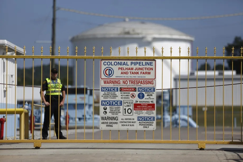 Cyberattack prompts shutdown of major fuel pipeline in the US